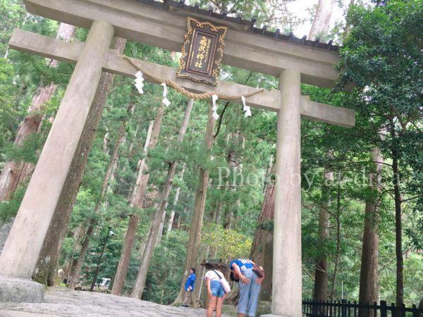 那智大滝&飛瀧神社参拝