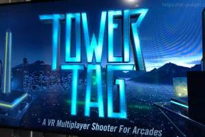 TOWER TAG 遊び方