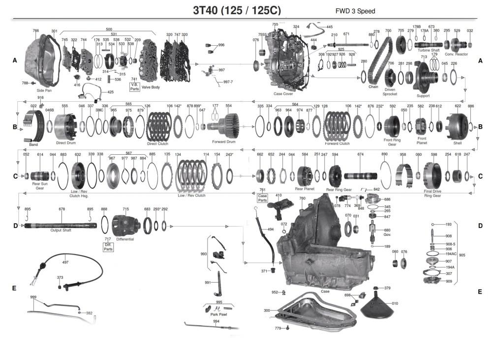 medium resolution of gm transaxle diagram wiring diagram expert gm 3t40 diagram wiring diagram for you gm transaxle diagram