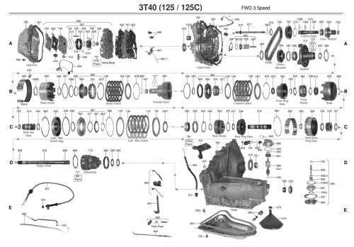 small resolution of gm 3t40 diagram wiring diagram filter gm 125c transmission diagram