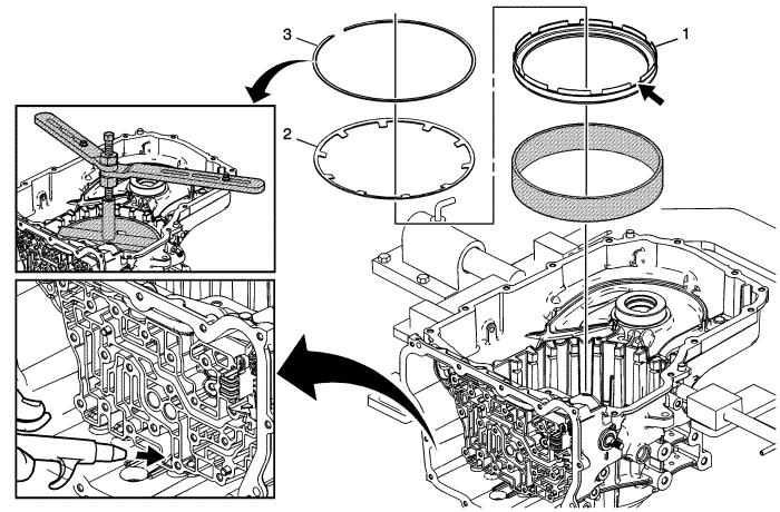 6T40 Transmission repair manuals (GM 6T30/6T45/6T50