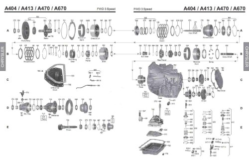 small resolution of diagram of chrysler a413 wiring diagram forward diagram of chrysler a413