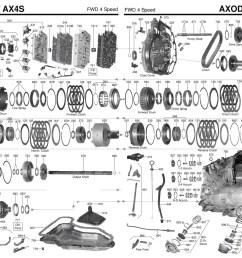 axod valve body diagram [ 2017 x 1378 Pixel ]