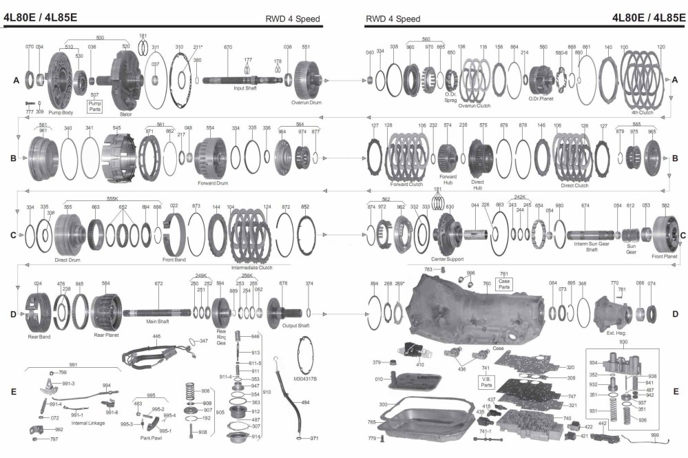 medium resolution of 4l80e rebuild diagram blog wiring diagram 4l80e rebuild manual pdf 4l80e rebuild diagram