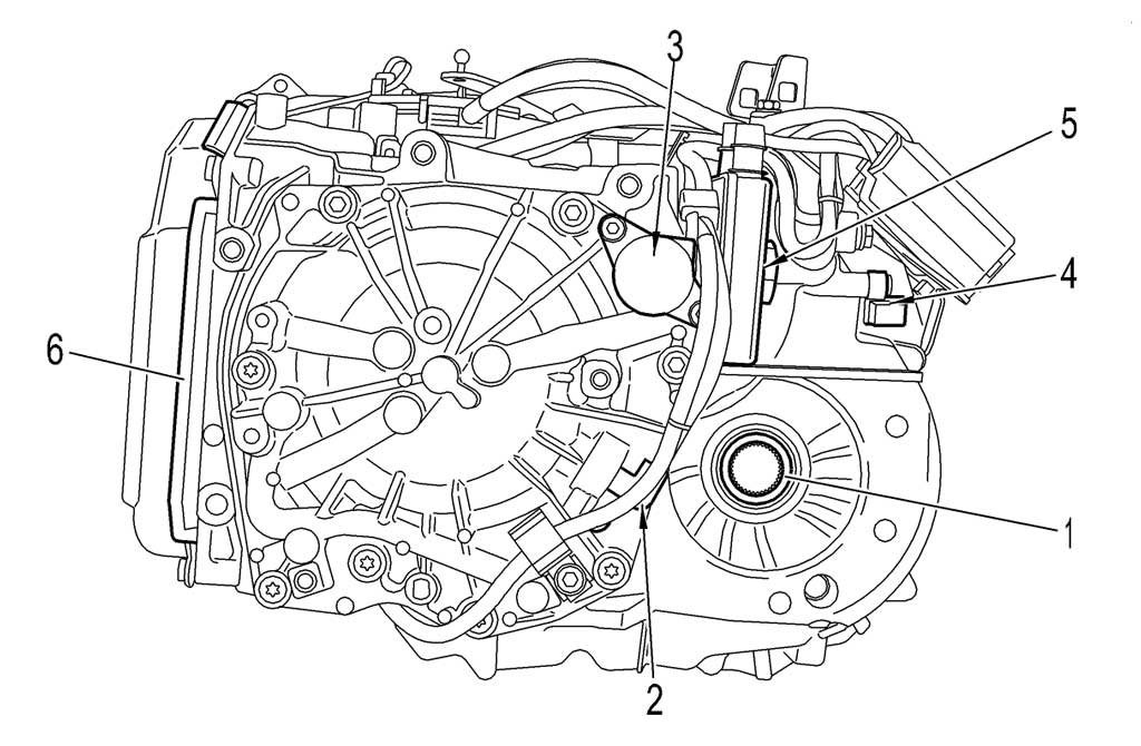 Dpo al4 transmission manual