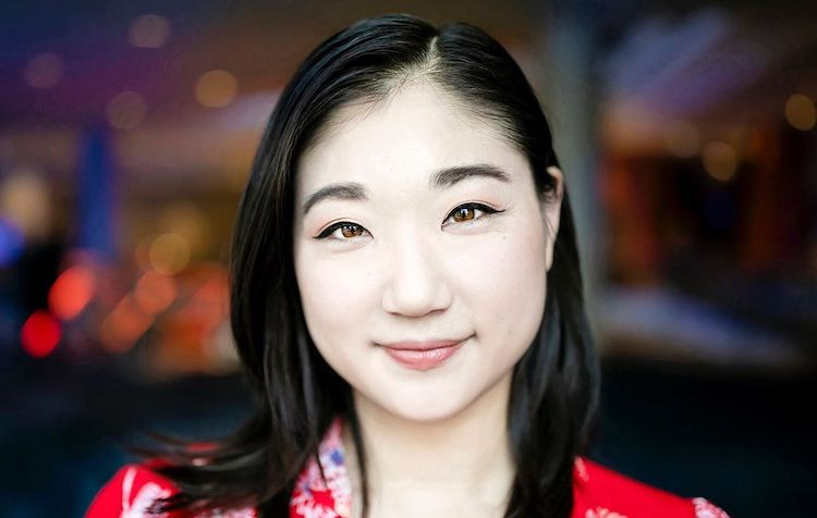Olympian Mirai Nagasu Feeds the Community & Helps Parents' Strapped Restaurant