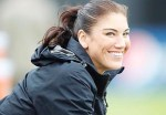 Hope Solo and Jerramy Stevens Welcome Twins