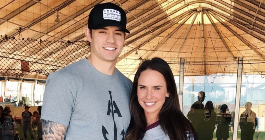 Husband and Wife Baseball Players Hit Homeruns Off Each Other in Loving Battle