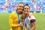 Orlando Pride Stars Ali Krieger and Ashlyn Harris Discuss Starting a Family Together