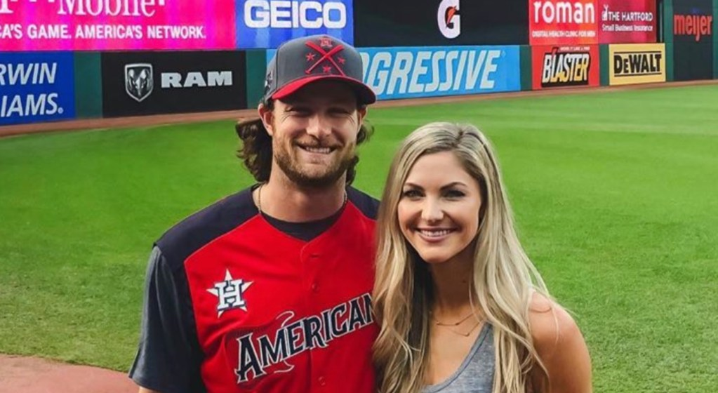Yankee's Gerrit Cole Is Officially a Dad as He and Wife Amy Welcome a Son