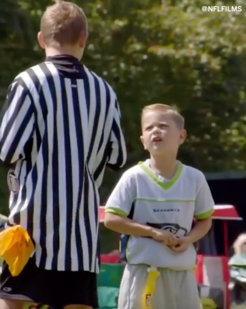 Need a Laugh? Watch These Little Ones Play Flag Football While Being Mic'd Up