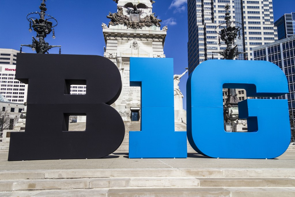 Weeks After Cancelling Fall Sports, Big Ten Football Says They'll Be Back Next Month