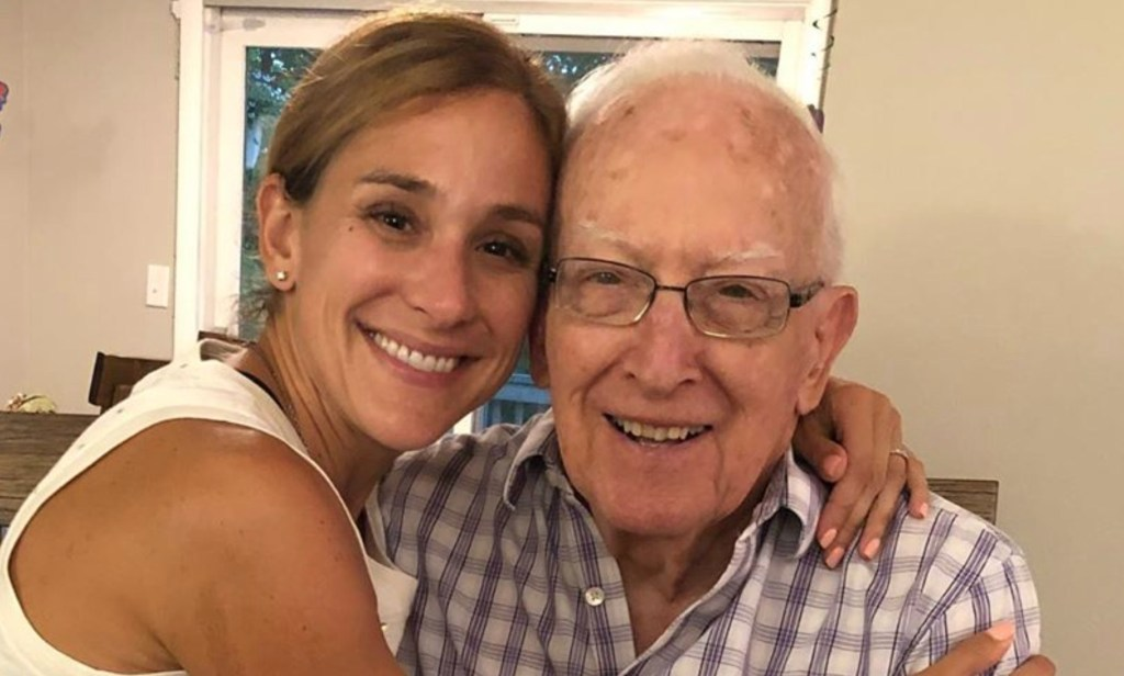 Olympic Runner Kara Goucher Feels Disrespected by President Donald J. Trump's 'Don't Let It Dominate You' Comments After Grandfather Dies of COVID-19