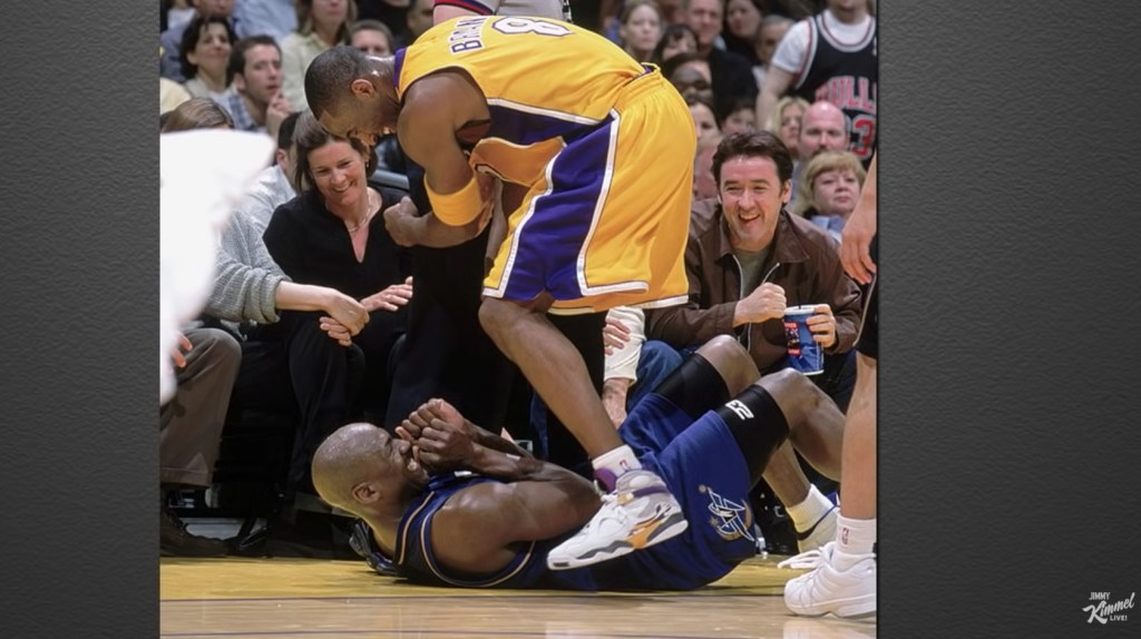 John Cusack Reveals the Hilarious On-the-Court Exchange Kobe Bryant and Michael Jordan Has During Their Last Game in 2003
