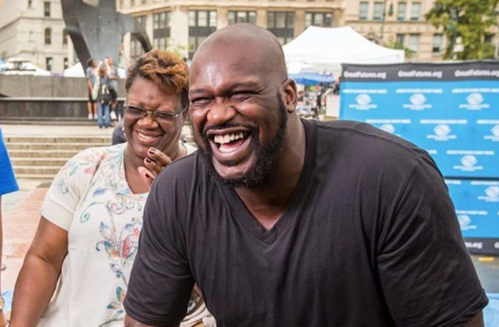 Shaquille O'Neal Reveals His Mom Was Disappointed to Learn That 2020 Was the First Time He's Ever Voted