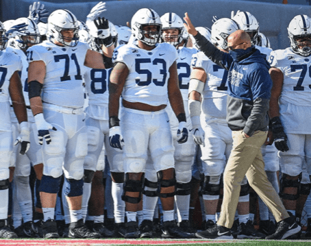 Penn State Head Football Coach James Franklin Faces Accuses Against Him For Telling Player 'Not To Report A Fight To Police'