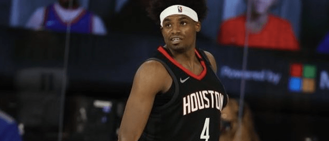 'Sincerely Apologies From Me, Danuel House, Jr, To Everyone': Houston Rockets Forward Apologizes For Violating NBA Bubble Protocol