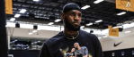 LeBron James Pays Tribute To Kobe Bryant Wearing Special Shirt To Lakers Training Camp