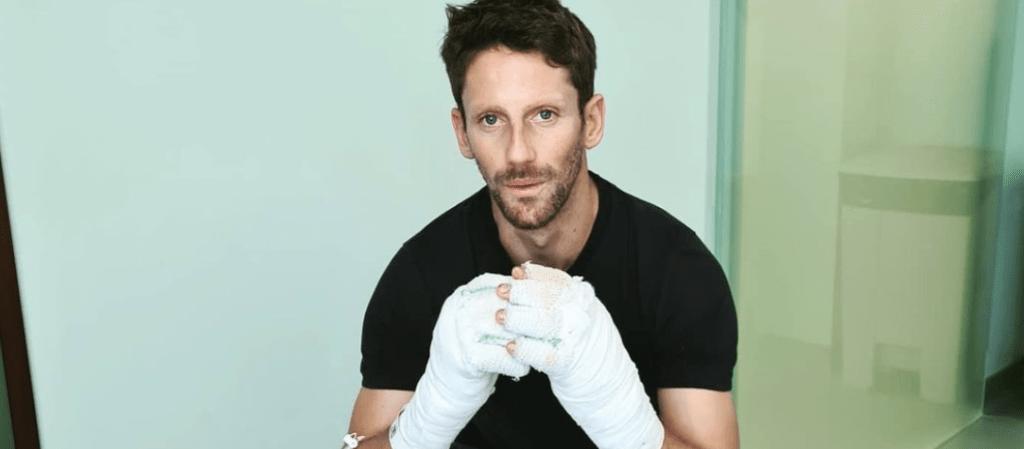 'I'm Happy To Be Alive And To Talk To You': Romain Grosjean Survives Scary Formula 1 Race Car Crash, Thanks Heroes Who Helped Driver Out Of The Flames