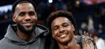 LeBron And Bronny, Father And Son: Future NBA Teammates?