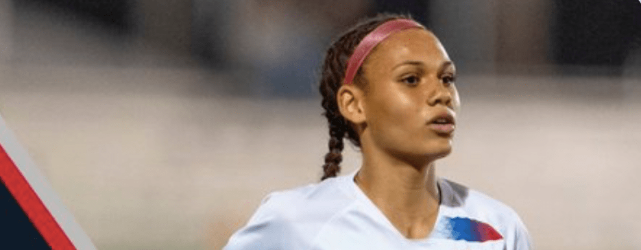 Trinity Rodman, Dennis Rodman's Daughter, Picked 2nd By Washington Spirit In NWSL 2021 Draft