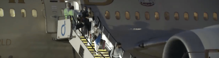 Australian Open Gives Updates On Players Quarantining After Someone On Their Flight To Melbourne Had A 'Positive COVID-19 Test'