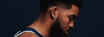 Karl-Anthony Towns Announced He 'Tested Positive For COVID'