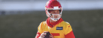 Patrick Mahomes Is Doing 'Fine', His Fiancé Brittany Matthews Says, After Having To Go Into Concussion Protocol