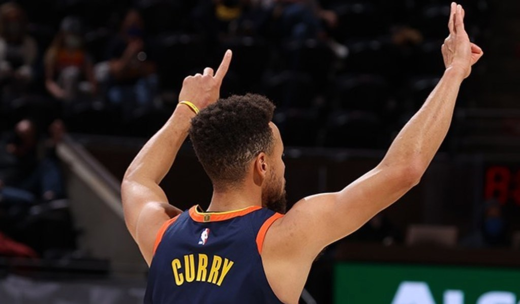 Parents, If Your Kid Wants To Shoot 3's Like Steph Curry, You Have To Listen To What Curry Said After Making Clutch Shots In Overtime To Get A Win Against The Eastern Conference Champion Heat