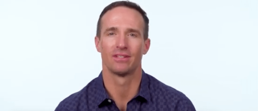 """'From Drew, With Love': Drew Brees Pens Letter To Saints Fans – """"God bless you all and here's to the next chapter,"""" Drew Brees said in a thank you letter."""