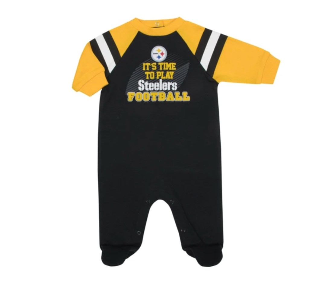 Hey, Baby-Having Sports Fans, You're Going to Want Your Little One In These Adorable Outfits From Gerber 1