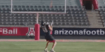 Rob Gronkowski Sets World Record By Catching a Football and Tom Brady Is All About It