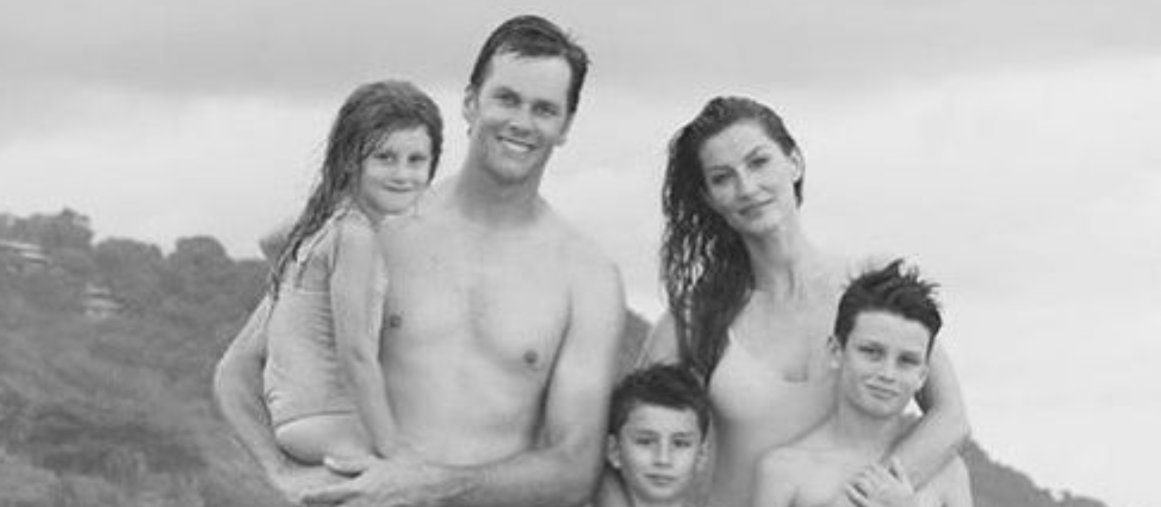 Tom Brady Gives Special Mother's Day Shoutout To His Wife, Gisele Bündchen