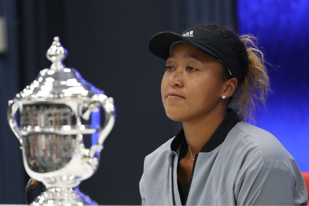Women's tennis player, Naomi Osaka, announced her withdrawal from the upcoming 2021 Wimbledon Championship.