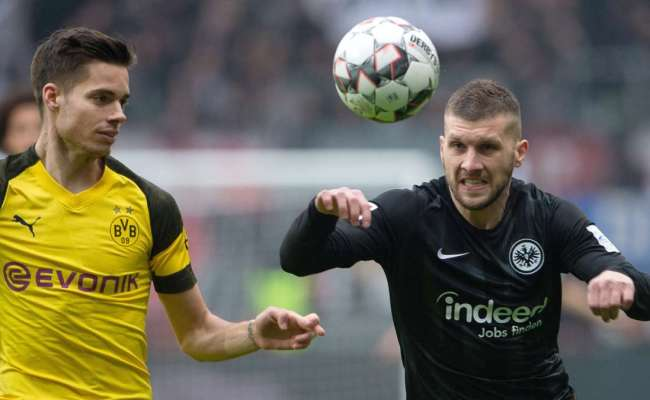 Sge Gegen Bvb Eintracht Frankfurt Gegen Bvb Borussia