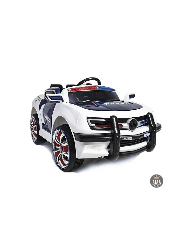 voiture de police voiture electrique pour enfant 12v