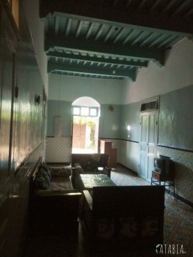 Salle d'entrée riad maison villa Safi région Marrakech en vente