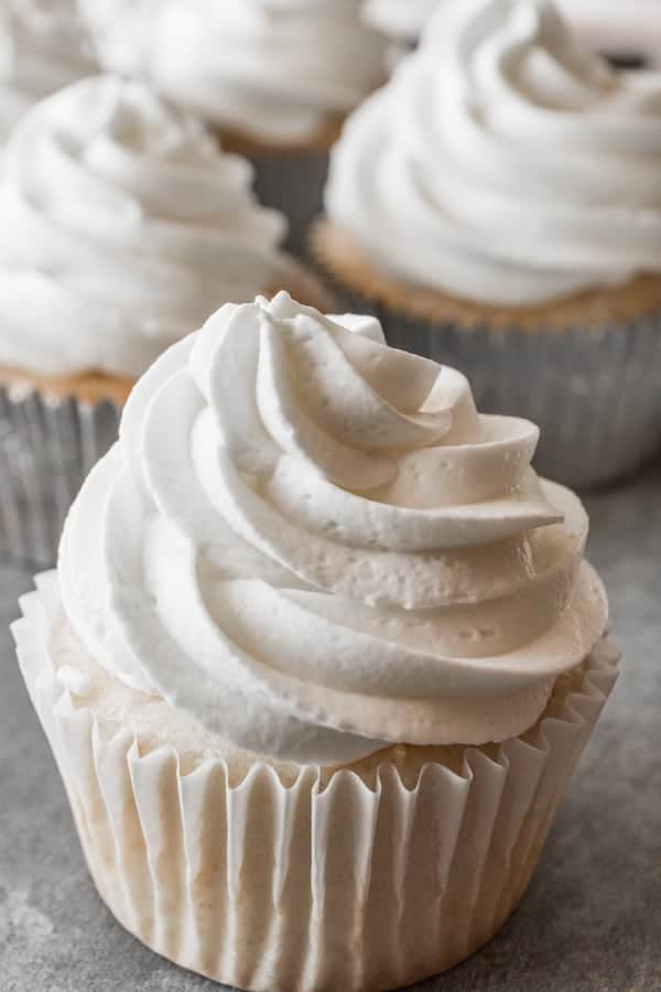 Stabilized Whipped Cream Frosting A Table Full Of Joy