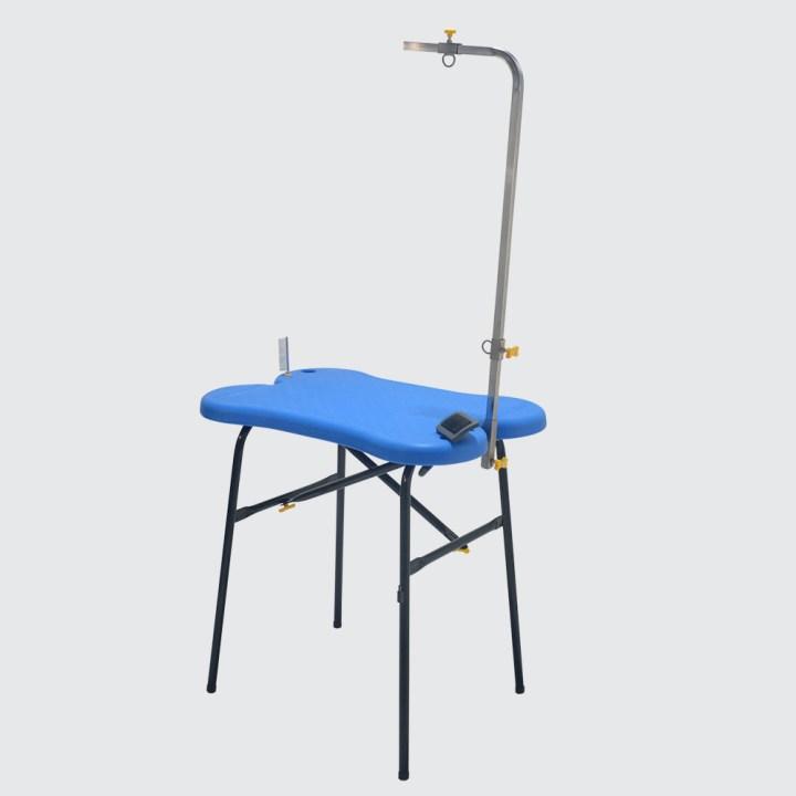 mesa-de-tosa-para-pet-shop-azul