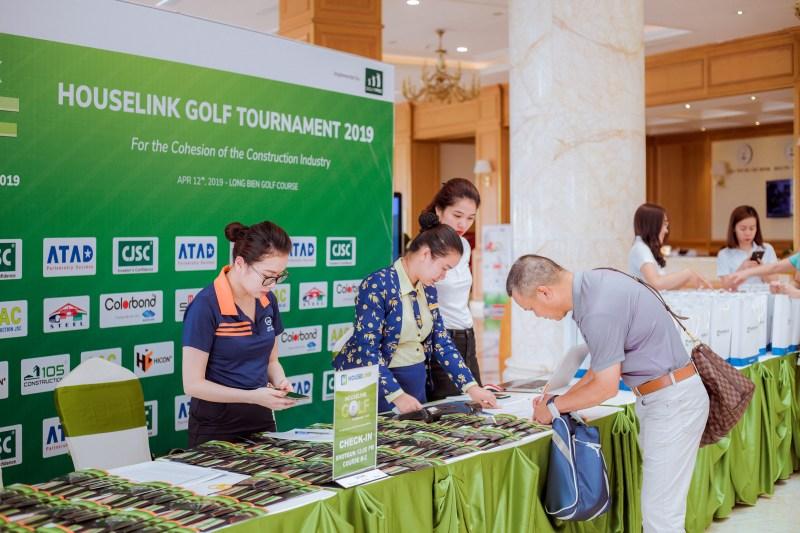 ATAD accompanied Houselink to organize Houselink Golf Tournament 2019 1