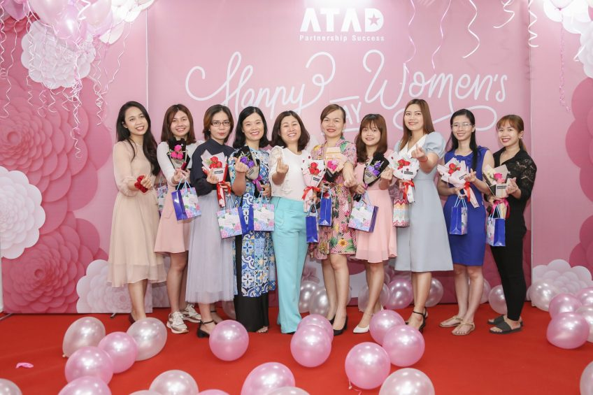 Happy International Women Day at ATAD