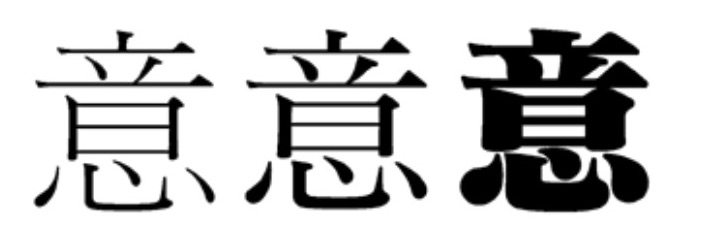 TrueType GX Model Lives On in OpenType Variable Fonts