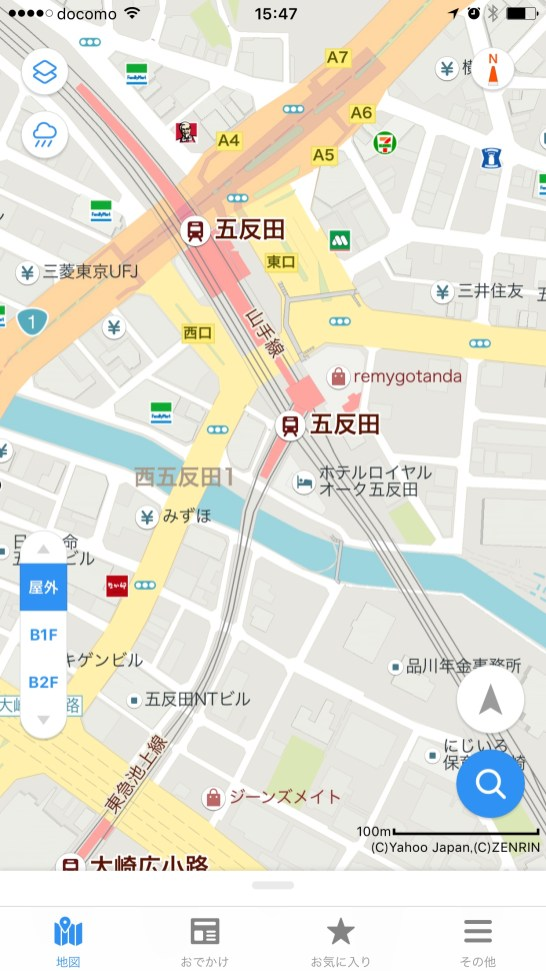 King Of The One Screen Map Search Yahoo Japan MAP V Review U - Japan map full