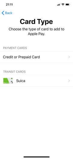 Wallet Card Type iOS 11.3 b4