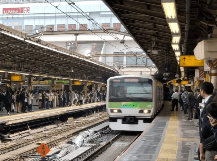 Shinjuku Rush