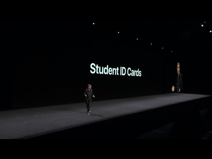 Student ID Cards Coming to iOS+watchOS