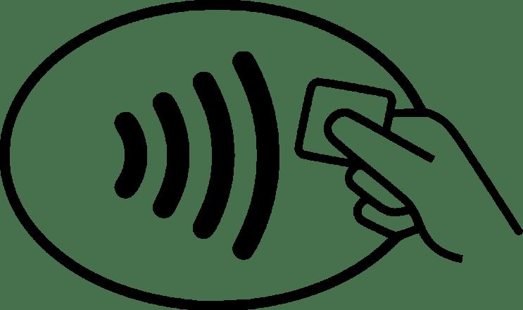 EMV contactless acceptance mark