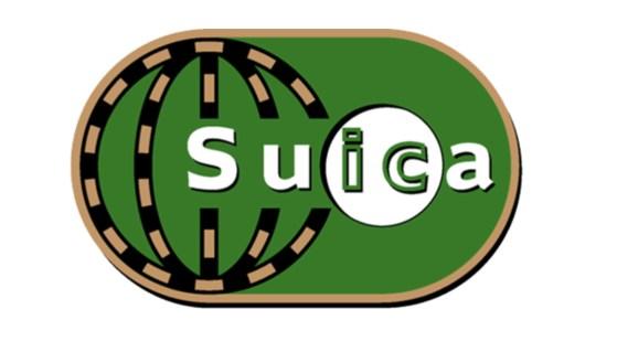 Suica acceptance mark