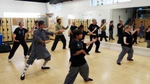 Atado Tai Chi class