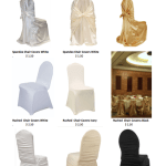 Chair Covers One Stop Wedding Shop